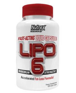 Lipo 6 Maximum Strenght