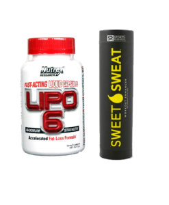Lipo 6 e Sweet Sweat