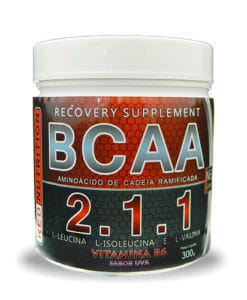red bcaa